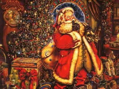 Christmas and new Year's in Apulia (December holidays).